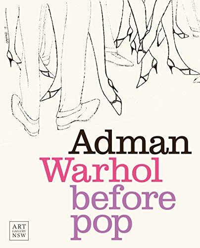 Adman Warhol before pop por Nicholas Chambers,Blake Gopnik