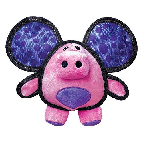 KONG Ballistic Ears Pig Toy