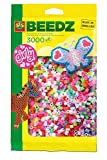 SES Creative Iron On Beads - 3000 Pc. Girly Set Arts & Crafts