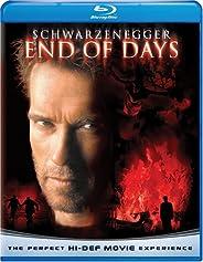 End of Days [Blu-ray] [Importado]