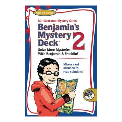 Benjamin's Mystery Deck 2 Card Game (Mystery Deck)