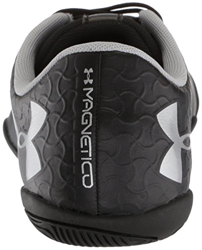 Under Metallic 001 Men's Boots Black Ua Black Football 001 in Armour Silver Magnetico Select 4f46qw