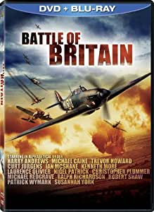 Battle of Britain (Two-Disc Blu-ray/DVD Combo in DVD Packaging)