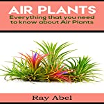 Air Plants: Everything That You Need to Know About Air Plants in a Single Book | Ray Abel