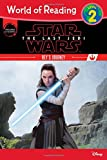 World of Reading Star Wars: The Last Jedi Rey's Journey (Level 2 Reader)