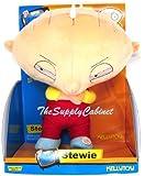 "Family Guy : 11 "" Stewie Cross Arm (No Talking) Plush"