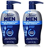 Nair Men Hair Removal Body Cream 13 oz