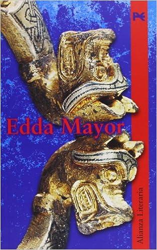 "Portada actual del ""Edda Mayo"" ""Edda en prosa"" o ""Edda de Saemund"