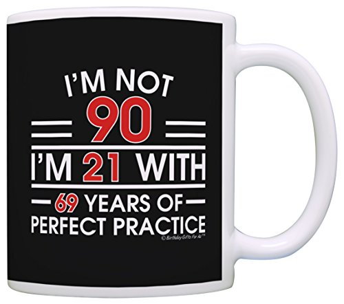 Funny 90th Birthday Gag Gift for Men