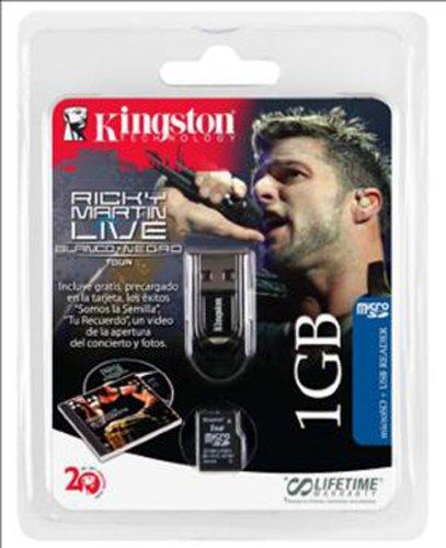 Amazon.com: Kingston KC-B041G-1FAQ 1 GB Micro SD Card and ...