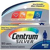 Centrum Slvr Men C Size 100ct Centrum Silver Multivitamin/Multimineral Ultra Men'S Tablets 100 Count Review