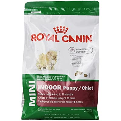 Royal Canin Puppy Dry Dog Food, 2.5-Pound