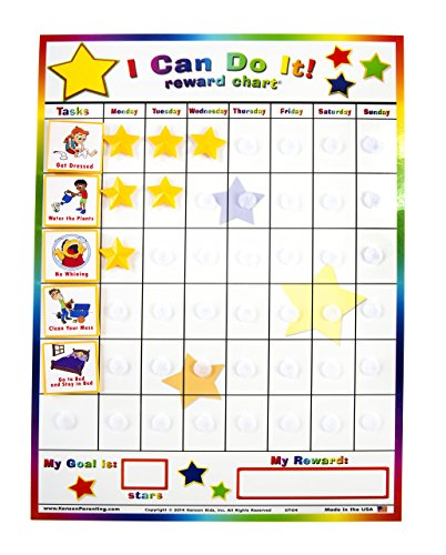 Children'S Chore Chart: Amazon.Com