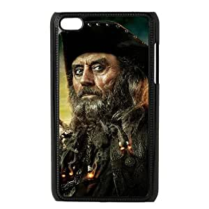 Pirates of the Caribbean iPod Touch 4 Case Black Timae