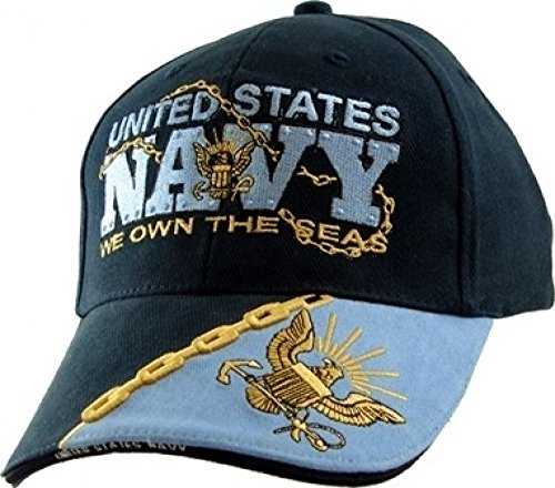 united-states-navy-we-own-the-seas-name-logo-military-armed-forces-embroidered-hat-blue-navy-adjusta