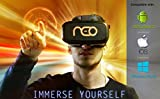 3D-Virtual-Reality-Headset-for-Movies-Games-Multifocal-VR-Glasses-with-HD-Technology-Compatible-with-iPhone-Android-VR-Headgear-with-Adjustable-Straps-Comfortable-Padding-VRidium