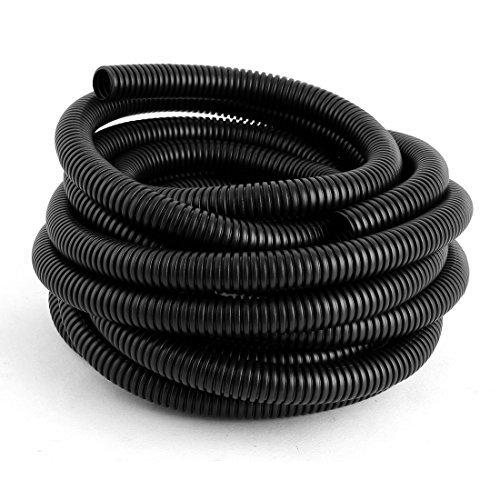 dealmux-protective-spiral-conduit-corrugated-tube-tubing-hose-62m-203ft-20mm-od-black