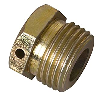 Brass Breather Vents for Hydraulic Cylinders BV-SAE #6 SAE 6 Thread Port 237256 40 Filter Mircon