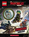 Garmadon Attack! (Lego Ninjago Movie)