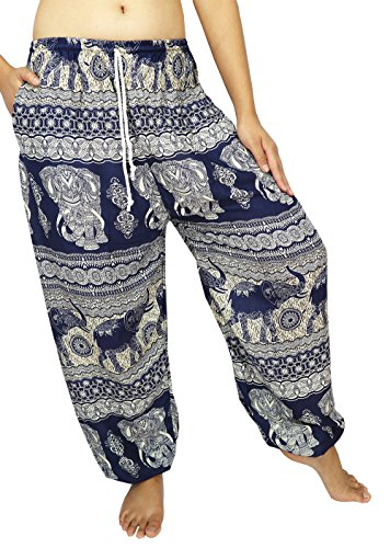 Lek B (Genie Costume Pants)