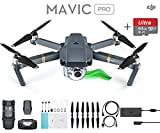 DJI Mavic Pro + 64GB Memory Card + DigitalAndMore Ultra Gentle Micro Fiber Cleaning Cloth Review
