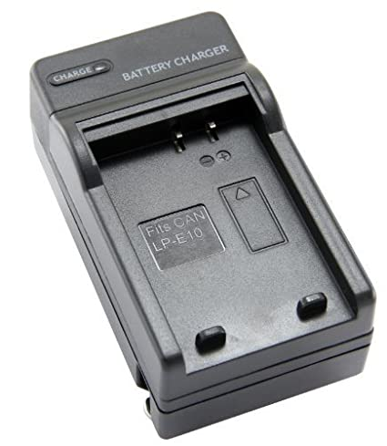 STK Canon LP E10 Charger For Eos Rebel T6 T5 1300D