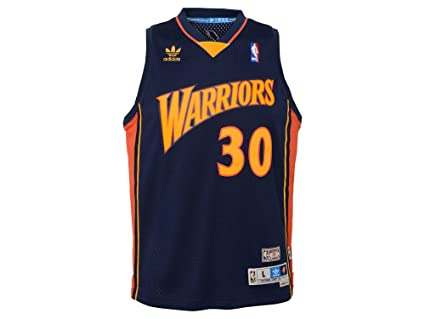 finest selection 07570 7b621 adidas Stephen Curry Golden State Warriors #30 NBA Youth Soul Swingman  Jersey