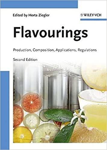 Flavourings: Production, Composition, Applications,