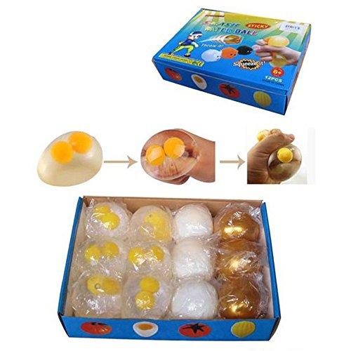 Splat Egg - One Assorted (Splat Toys)