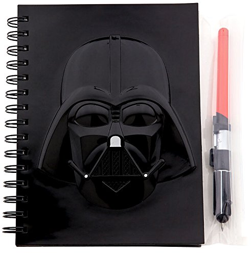 Star Wars Lightsaber Pen (Disney Star Wars Darth Vader Journal & Pen Set)