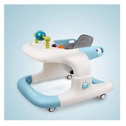 WMYJXD Andador para Bebés, Andador Multiusos, Andador para ...