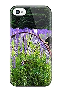 Flower Case Compatible With Iphone 4/4s/ Hot Protection Case wangjiang maoyi