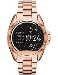 Access Touchscreen Rose Gold Bradshaw Smartwatch MKT5004