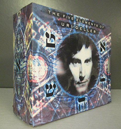 The Five Elements Of Uri Geller (5 CD Box Set) - Benders Fork