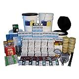 Nexis Preparedness Systems LK-165 35-Person 72-Hour Premium Lockdown Kit