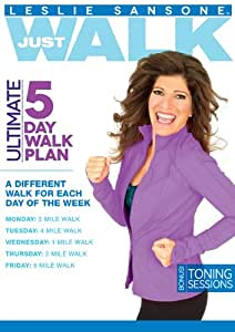 Leslie Sansone: 5 Day Walk Plan