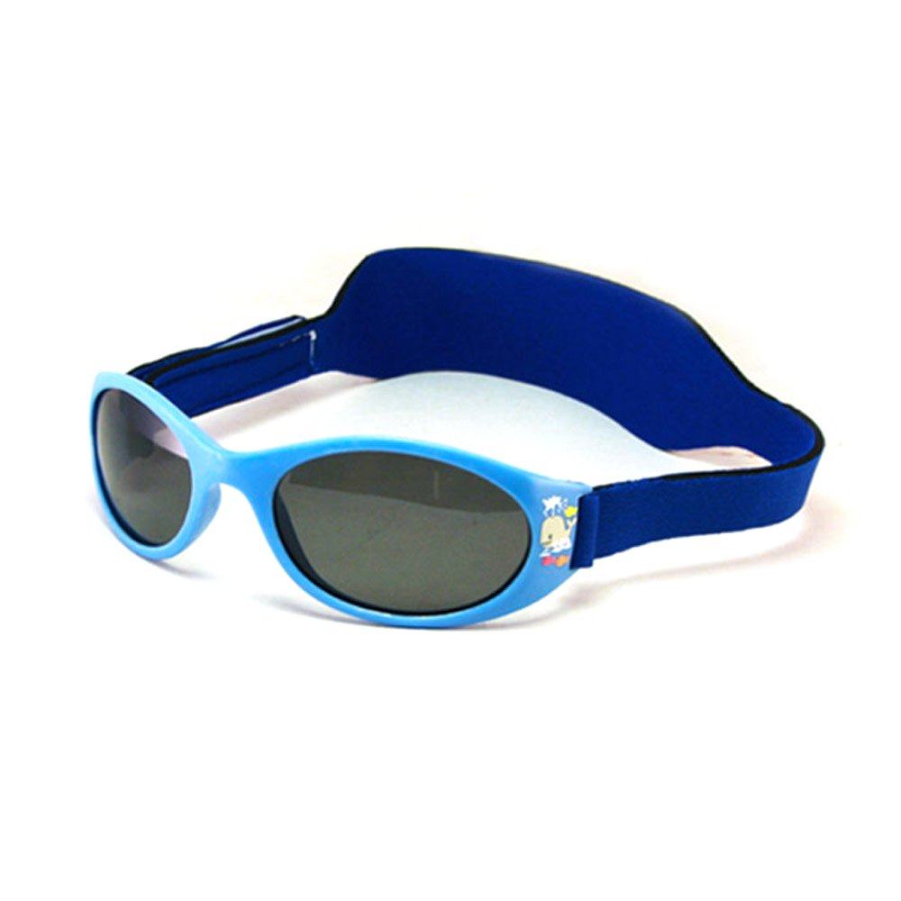 Mola Mola Polarized baby sunglasses with strap 1-3years safety by MOLA MOLA