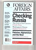 img - for Foreign Affairs (November/December 2008) (Volume 87, Number 6) book / textbook / text book
