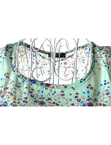 Blue Dress Design Dress Sky Legou Mini 14 Casual Womens Z8x7q