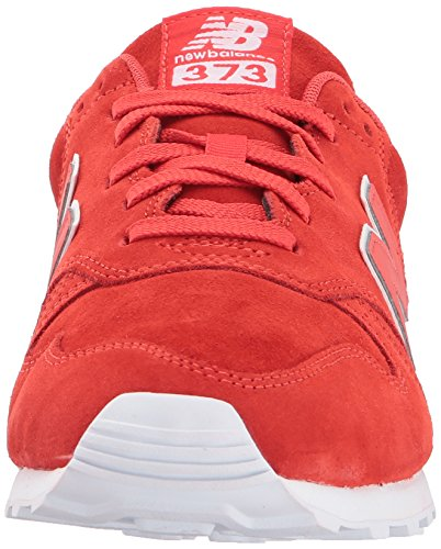 White Men Balance Sneaker 373V1 New Red 74qwP