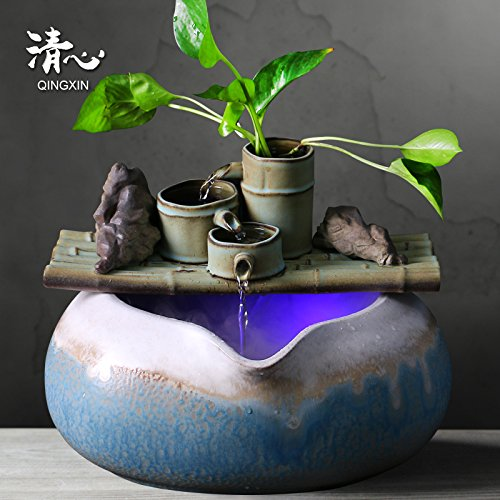 Ceramic water living room Office desktop
