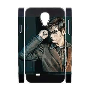 EVA Doctor Who Samsung Galaxy S4 I9500 RUBBER SILICONE Case