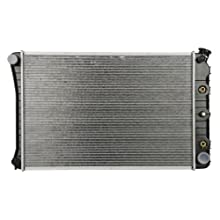 Spectra Premium CU161 Complete Radiator for Multiple GM Model Cars and Trucks