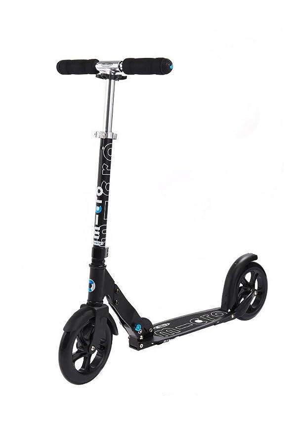 Amazon.com: Micro Blanco y Negro Adulto Scooters: Sports ...