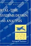 Real–Time Systems Design and Analysis