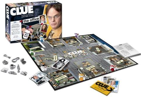 Clue The Office Edition by USAopoly: Amazon.es: Juguetes y juegos