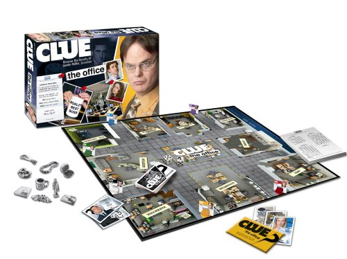 Clue The Office Edition