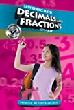 Decimals and Fractions, Rebecca Wingard-Nelson, 0766042529