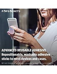 PopSockets: Agarre plegable y soporte para teléfonos y tabletas   Brillante Morning Haze