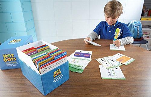 Amazon.com: Educational Insights Hot Dots Math Standards-Based ...
